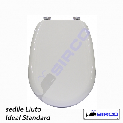 Modello liuto bianco varianti ideal standard liuto sirco for Ideal standard liuto