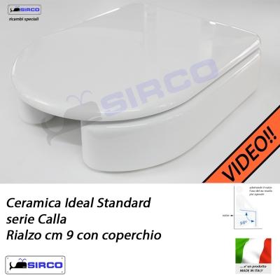 Sedile calla bianco varianti ideal standard calla sirco for Calla ideal standard scheda tecnica