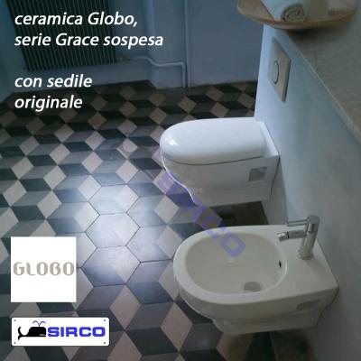 Grace paracolpi originali varianti globo paracolpi sirco for Arredo bagno biella
