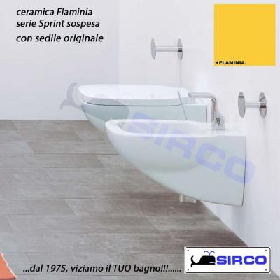 Sprint cerniere originali varianti flaminia cerniere sirco for Arredo bagno biella