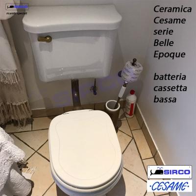 Epoque Mobili Da Bagno.Cesame Serie Belle Epoque Batteria Cassetta B Varianti Cesame
