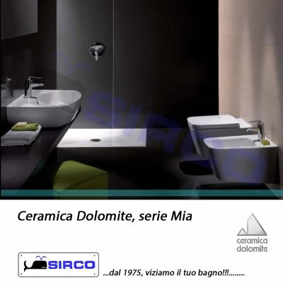 Mia j455801 paracolpi originali varianti dolomite for Arredo bagno biella