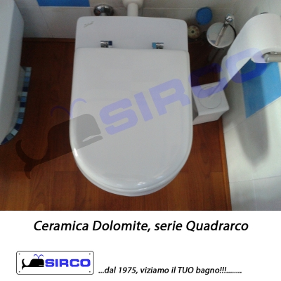 Ceramica Dolomite Serie Quadrarco.Dolomite Serie Quadrarco Bianco Varianti Dolomite