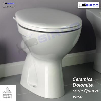 Ceramica Dolomite Novella Mini.Modello Quarzo Sedili Per Wc Dolomite Sedili Per Vasi Dolomite Sirco