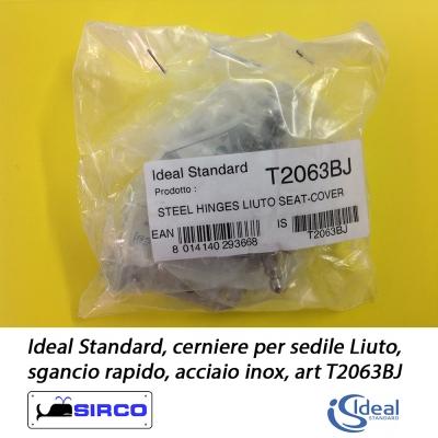 Liuto cerniere per sedile originale varianti ideal for Ideal standard liuto