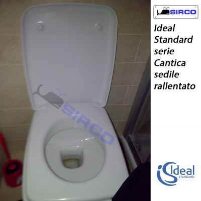 Ala visone ideal standard varianti ideal standard for Ideal standard conca visone