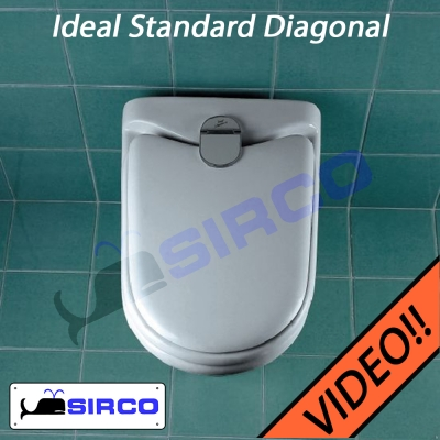 Ideal standard diagonal prezzi infissi del bagno in bagno for Ideal standard diagonal