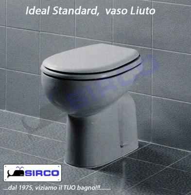 Sedile Wc Ideal Standard Liuto.Riparazione Dell Appartamento Casa Vaso Liuto Ideal Standard