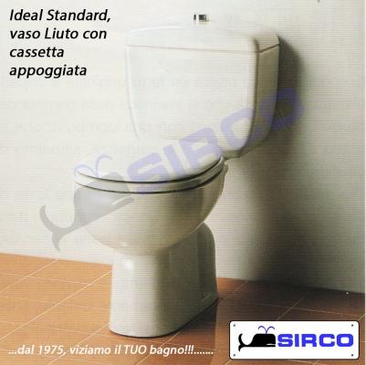 Sedile liuto tutti i colori varianti ideal standard liuto for Ideal standard liuto