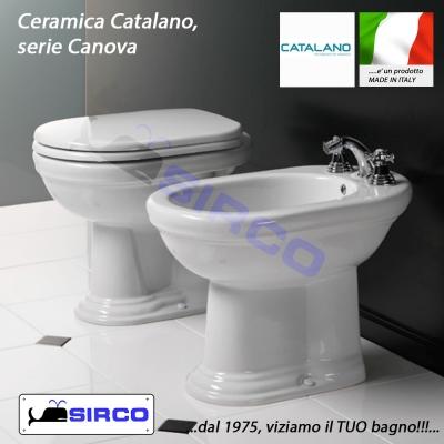 modello canova sedili per wc catalano sedili per vasi catalano ... - Arredo Bagno Catalano