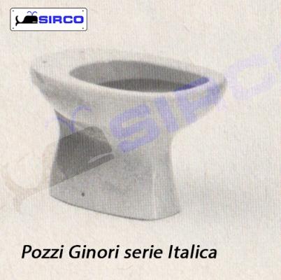 Modello italica sedili per wc pozzi ginori sedili per vasi - Richard ginori sanitari bagno ...