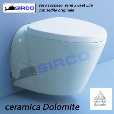 Ceramica Dolomite Sweet Life.Modello Sweetlife Sedili Per Wc Dolomite Sedili Per Vasi
