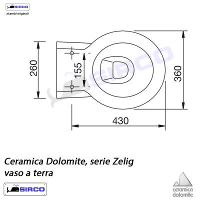 Ceramica Dolomite Schede Tecniche.Serie Zelig Scheda Tecnica Varianti Dolomite Zelig Sirco Sas Arredo