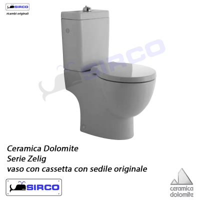 Ceramica Dolomite Serie Zelig.Serie Zelig Scheda Tecnica Varianti Dolomite Zelig Sirco Sas Arredo Bagno Biella Piemonte