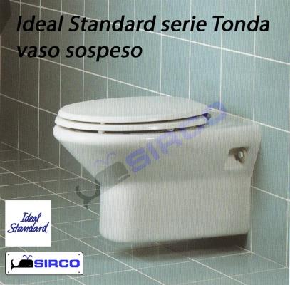 Sedile tonda bianco varianti ideal standard tonda sirco for Ideal standard conca prezzo