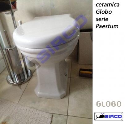Ceramica Globo Serie Paestum.Globo Serie Paestum Varianti Globo Photogallery Sirco Sas Arredo