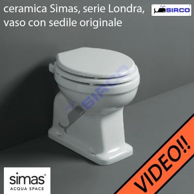 modello londra old england sedili per wc, tutte le marche per vaso ... - Arredo Bagno Old England
