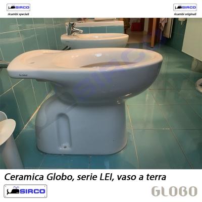 Ceramica Globo Serie Lei.Globo Serie Paestum Varianti Globo Photogallery Sirco Sas