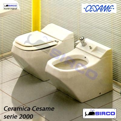 serie 2000 scheda tecnica VARIANTI Cesame 2000 Sirco sas Arredo ...