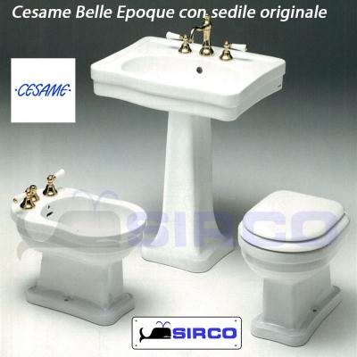 Belle epoque bianco varianti cesame belle epoque sirco sas for Arredo bagno biella