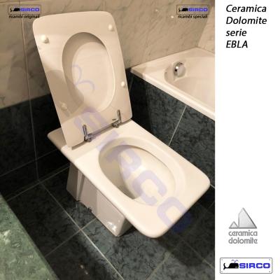Ceramica Dolomite Serie Garda.Dolomite Serie Garda Sospesa Varianti Dolomite Photogallery