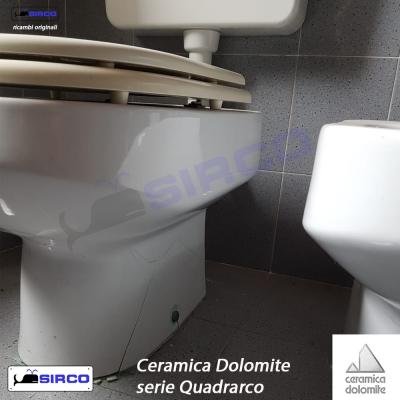 Ceramica Dolomite Serie Alpina.Dolomite Serie Quadrarco Bianco Varianti Dolomite