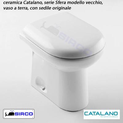 Modello SFERA VECCHIO SEDILI PER WC CATALANO Sedili per vasi ...