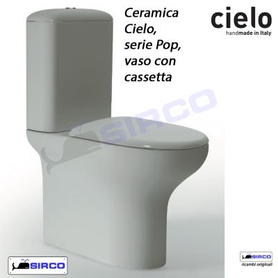 Ceramica Cielo Serie Pop.Pop Paracolpi Originali Varianti Cielo Paracolpi Sirco Sas