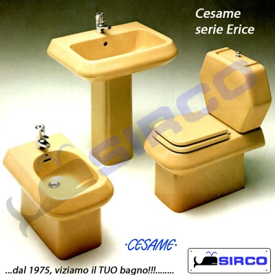 sedili per vasi cesame sirco sas arredo bagno biella piemonte - Arredo Bagno Biella