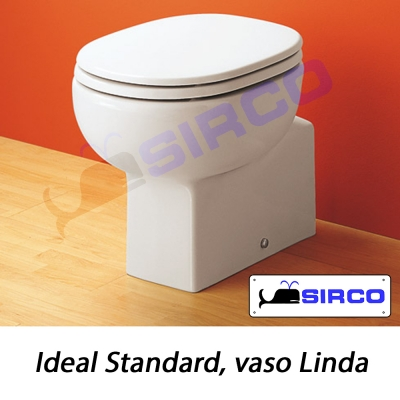 Sedile Wc Ideal Standard Linda.Modello Linda Sedili Per Wc Ideal Standard Sedili Per Vasi Ideal