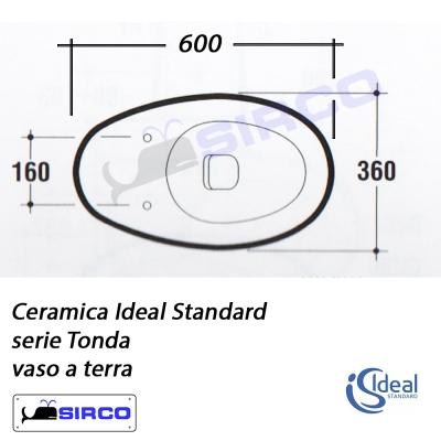 Sedile Wc Ideal Standard Serie Tonda.Serie Tonda Scheda Tecnica Varianti Ideal Standard Tonda Sirco Sas