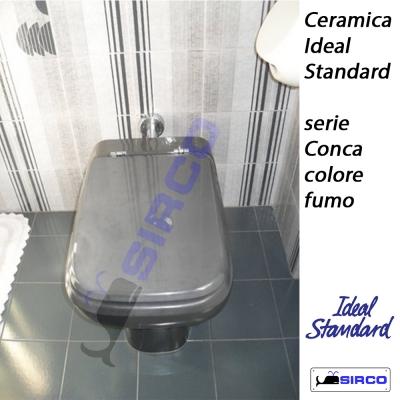 Aquatonda visone ideal standard varianti ideal standard for Ideal standard conca visone