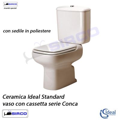 Sedile Water Ideal Standard Modello Conca.Negozio Di Sconti Online Ideal Standard Conca Vaso