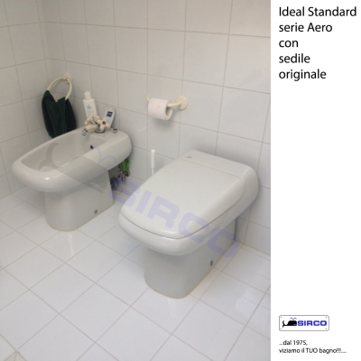 aquatonda visone ideal standard varianti ideal standard