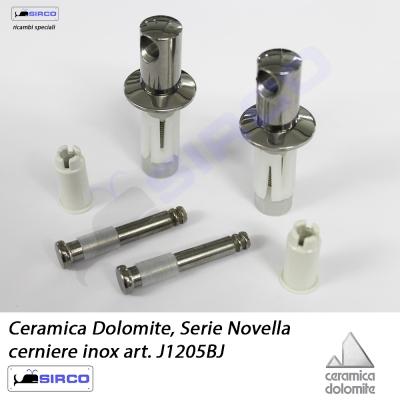 Novella art j1205bj cerniere normali varianti dolomite for Dolomite serie clodia