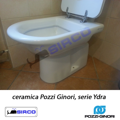 Ydra a terra pozzi ginori varianti pozzi ginori - Richard ginori sanitari bagno ...
