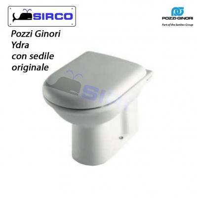 Sedile Wc Pozzi Ginori Ydra.Serie Ydra Scheda Tecnica Varianti Pozzi Ginori Ydra Sirco Sas Arredo Bagno Biella Piemonte