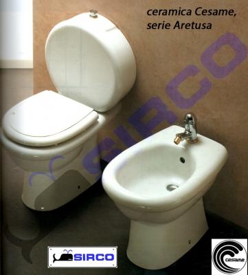 serie ARETUSA scheda tecnica VARIANTI Cesame Aretusa Sirco sas ...