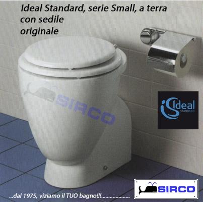 Modello small sedili per wc ideal standard sedili per vasi - Sanitari small ...