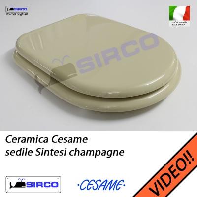 Sedile Wc Cesame Sintesi.Serie Sintesi Scheda Tecnica Varianti Cesame Sintesi Sirco Sas