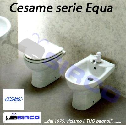 serie EQUA scheda tecnica VARIANTI Cesame Equa Sirco sas Arredo ...