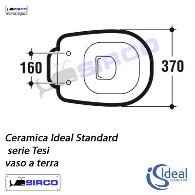 serie tesi scheda tecnica varianti ideal standard tesi