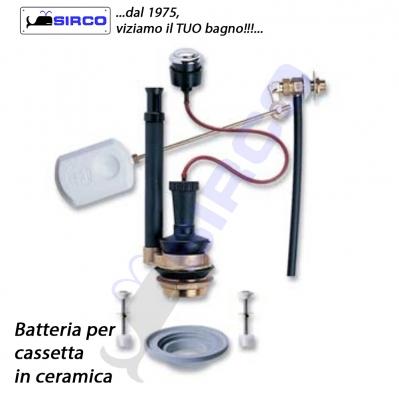 Ideal Standard Batterie Per Cassette Sedili Per Wc