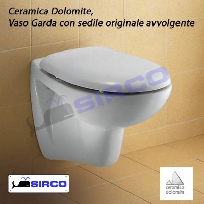 Ceramica Dolomite Serie Garda.Serie Garda Scheda Tecnica Varianti Dolomite Garda Sirco Sas