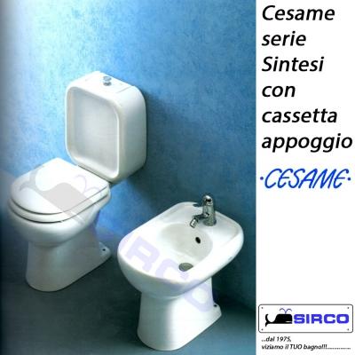Cesame Sintesi Sirco sas Arredo Bagno Biella Piemonte