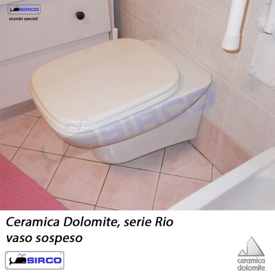 Ceramica Dolomite Serie Fleo.Dolomite Serie Fleo Varianti Dolomite Photogallery Sirco Sas Arredo