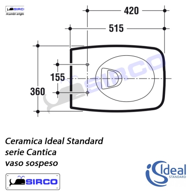 Ideal standard kubo scheda tecnica infissi del bagno in for Calla ideal standard scheda tecnica