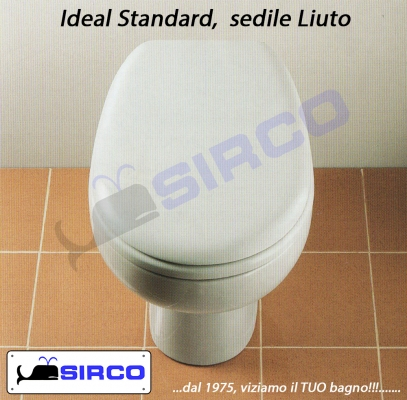 Serie liuto scheda tecnica varianti ideal standard liuto for Ideal standard liuto