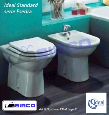Modello esedra sedili per wc ideal standard sedili per for Sedile wc ideal standard esedra