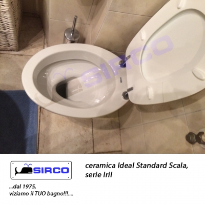 Ceramica Scala Ideal Standard.Iril Bianco Ideal Standard Scala Varianti Ideal Standard